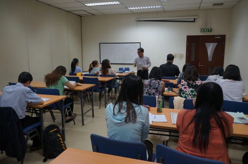 BJT(ビジネス日本語能力)試験の準備コース