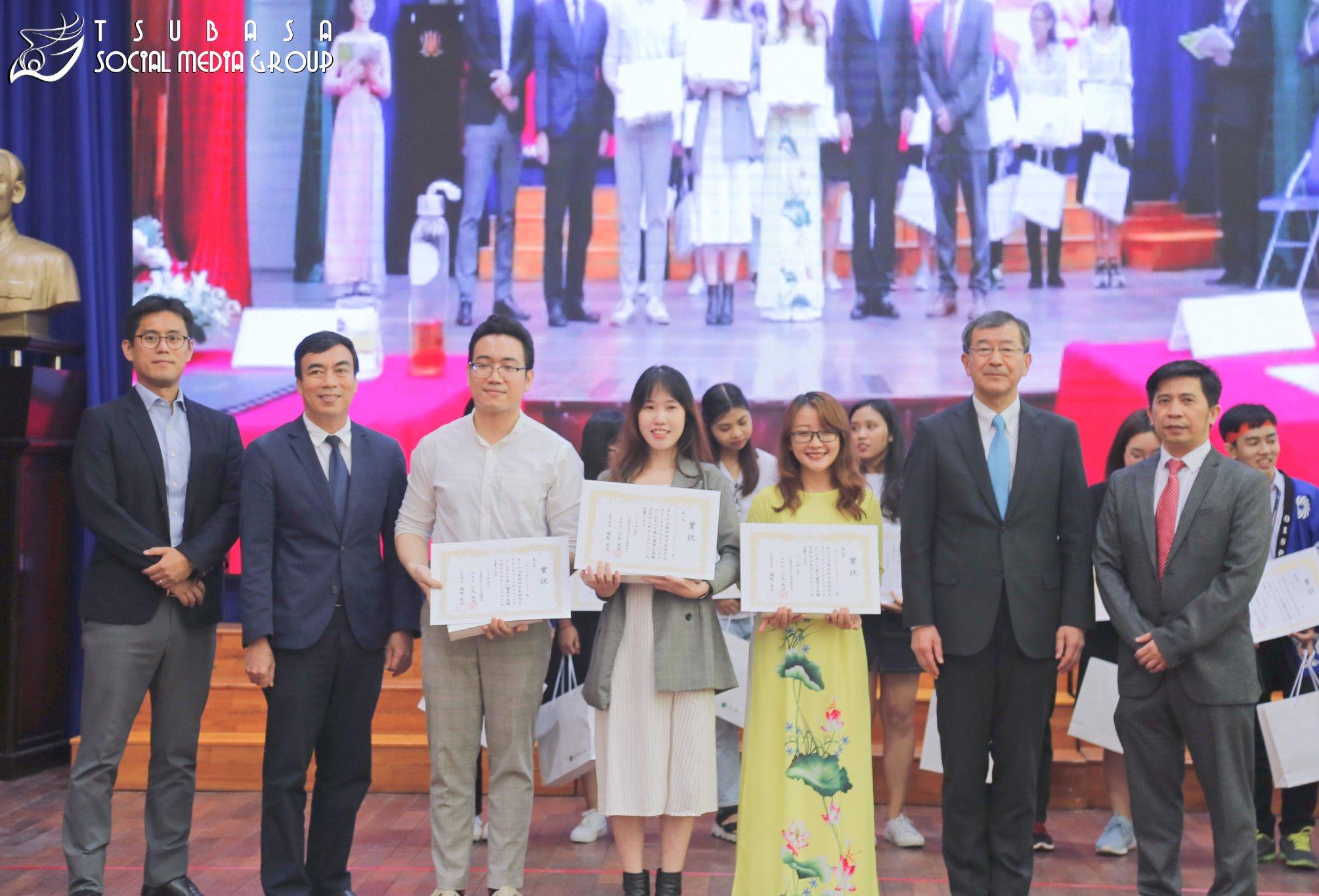 VJCC日本語コース受講者が、スピーチコンテストで第3位を受賞しました!